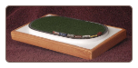 "Miniature Train Layout - 4""x7"" Oval without scenery"