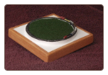 "Miniature Train Layout - 4""x4"" Circle without Scenery"