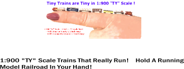 Tiny-Trains